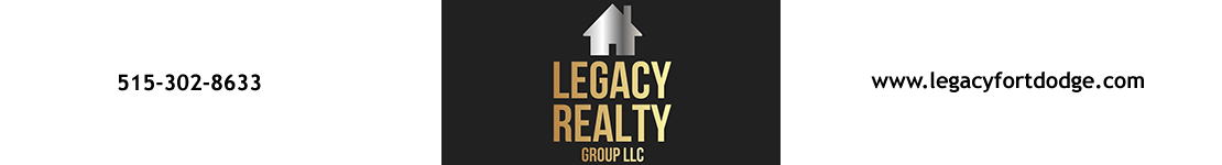 Legacy Realty Group, LLC - Real Estate in Fort Dodge